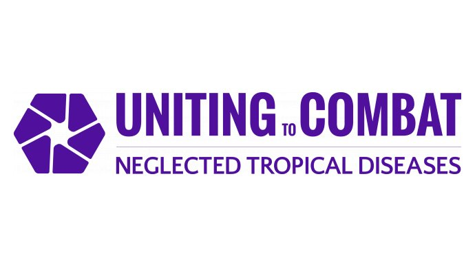 Uniting to Combat NTDS logo