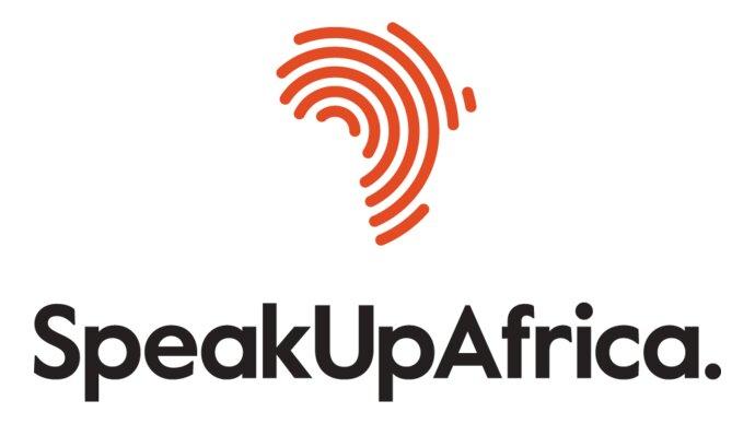 Speak Up Africa logo