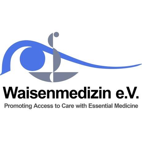 Waisenmedizin e.V. logo