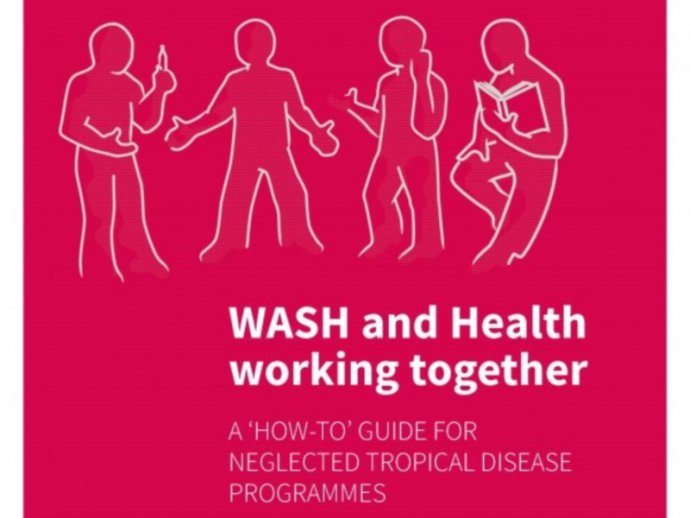 WASH and Health working together how-to guide front cover