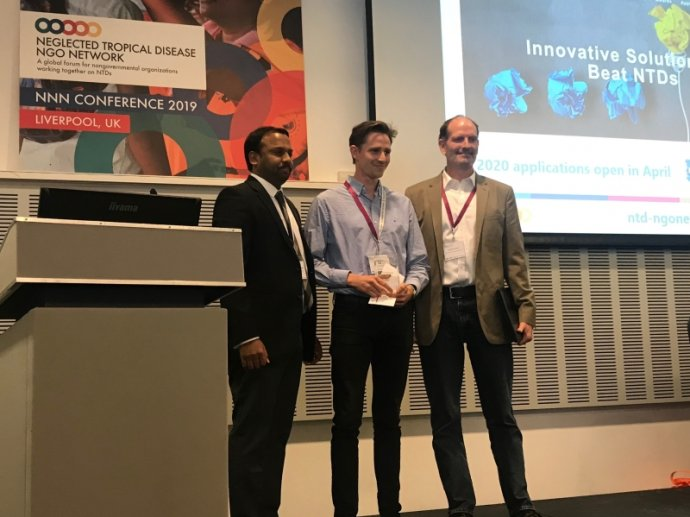 2019 NTD Innovation Prize Winner