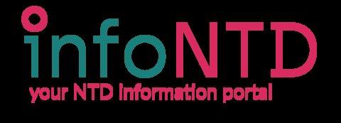 Image of infoNTD logo