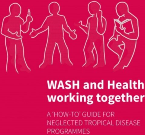 Picture of WASH and Health working together guide