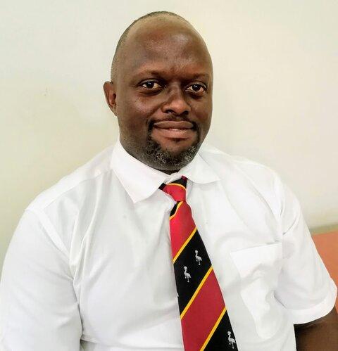 Gilbert Baayenda, Ugandan Ministry of Health's National Program Officer for Trachoma Control